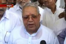 Kalraj Mishra makes ministerial debut at centre