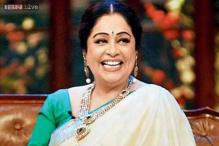 Won't give up 'India's Got Talent': Kirron Kher