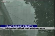 Kolkata hit by thunder storm, at least two dead