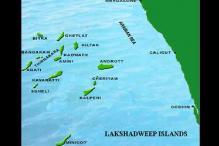 NCP wins lone seat of Lakshadweep