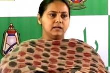 Lalu's wife and daughter loses LS election from Saran