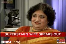 Rajinikanth keeps reinventing himself, says his wife