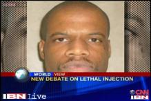 US: Inmate dies of heart attack after botched up lethal injection