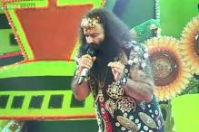 Guru by day, rockstar by night? Religious cult Dera Sacha Sauda's colourful chief headbangs on stage to new song 'You Are My Love Charger'