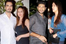 Photos: Sisters Esha and Ahana Deol snapped on a dinner date with their husbands