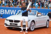 Martin Klizan beats Fabio Fognini to win BMW Open final