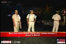 Meerut: Tension continues after clashes between 2 groups, 12 injured