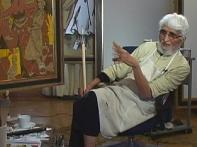 MF Husain's last paintings go on display in London