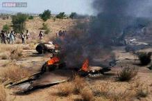 J&K: IAF's MiG-21 crashes in Anantnag, pilot dead