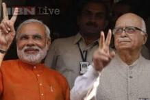 Modi, Advani among ten Gujarat MPs facing criminal cases