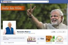 'Modi's Facebook page fastest growing for any elected leader'