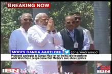 Won't perform the Ganga aarti in Varanasi today, says Narendra Modi