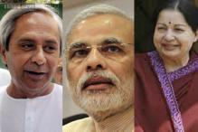 BJD, AIADMK take U-turn, warm up to BJP-led NDA ahead of poll results