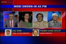 Has Narendra Modi made a strong start with his first Cabinet?