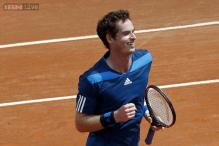 Murray holds nerve to see off Almagro in Madrid Open