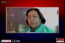 Quota no solution to development issues of Muslims: Najma Heptulla