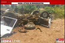 Gadchiroli: Landmine blast triggered by Naxals kill seven policemen