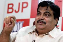 Big relief for Gadkari as RTI reveals no I-T probe pending against him