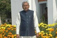BJP says Nitish regime under threat due to rebellion