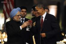 Will miss working with you on day-to-day basis: Obama to Manmohan Singh