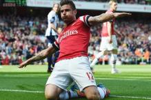 EPL: Arsenal seal Champions League berth after 1-0 win over West Bromwich