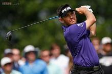 Fast finish lifts Oosthuizen into tie for Byron Nelson lead