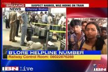 Watch: Passengers plead for help after Chennai staion blasts