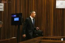 Oscar Pistorius accused of 'sinister' remark in court