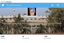 PMO twitter handle renamed as PMOIndiaArchives, BJP fumes