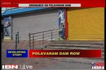 Telangana bandh today over clearance of Polavaram project ordinance