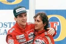Mercedes play down Alain Prost-Ayrton Senna comparisons