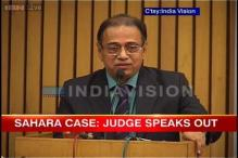 Tremendous pressure on judges dealing with Sahara case: Justice Radhakrishnan