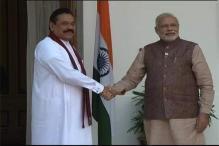 Rajapaksa briefs Modi on Lanka's reconciliation process
