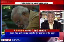 Watch: Analysis of Modi's speech in Parliament's Central Hall by Rajdeep Sardesai