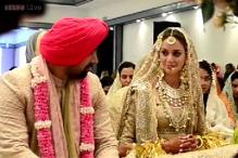 Watch: Rannvijay Singha takes vows, performs at his big fat Punjabi wedding to Priyanka Vohra