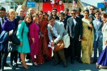 Snapshot: Ranvir Shorey poses with 'Titli' team at its screening; the film gets a thumbs up at Cannes 2014