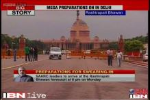 7,000 Delhi Police personnel deployed for Modi's swearing-in ceremony