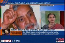 Shabana Azmi defends Ananthamurthy, says Modi must control fringe mobs