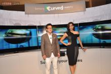 Samsung launches curved TVs in India at Rs 1 lakh onwards