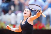 Sara Errani beats Li Na to reach Rome semi-finals
