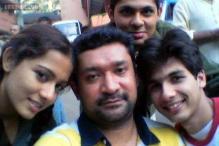 Snapshot: Shahid Kapoor and Ken Ghosh become nostalgic as 'Ishq Vishk' turns 11