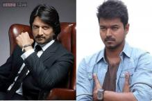 Kiccha Sudeep to make his Tamil debut in superstar Ilayathalapathy Vijay's movie
