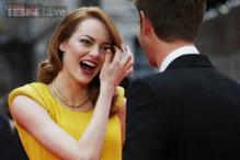 Emma Stone gets bruises after using special safety equipment during 'The Amazing Spider-Man 2'
