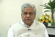 Sriprakash Jaiswal leads protest march against power cuts