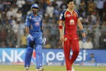 Watch: The IPL-7 fight and catch that went viral