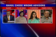 Did Rahul Gandhi choose the wrong advisors?