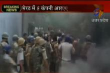 Tension grips Meerut again after death of youth who was shot during clashes
