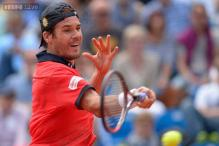Tennis: Tommy Haas wins opening match at BMW Open