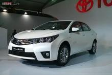 Toyota launches all new Corolla Altis in India at Rs 11.99 lakh
