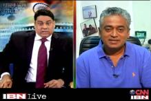 Watch: Cyrus Broacha talks to Rajdeep Sardesai over his poll surveys
